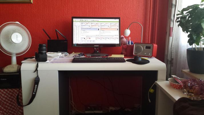 Kathrin Jansens kontor