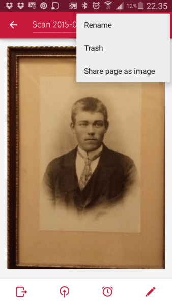 scanbot farfar lagre som