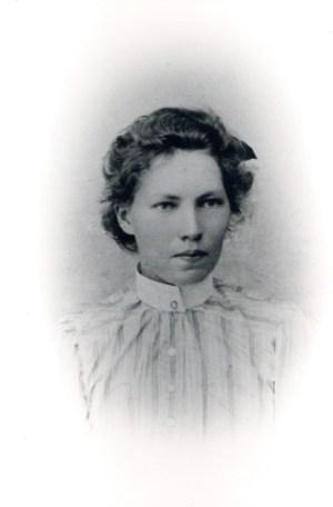 Jonette Marie Ivarine evertsdatter Aspen1889
