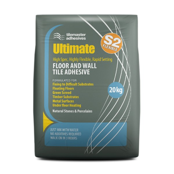 Tilemaster Ultimate Tile Adhesive   Tiling Supplies Direct Tilemaster Ultimate Tile Adhesive