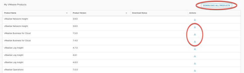 DownloadProducts