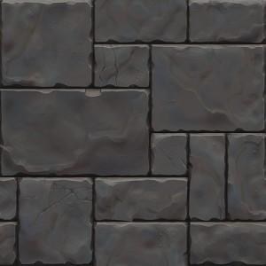 floor tiles broken