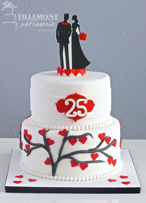 Wedding Anniversary Cakes Patisserie Tillemont