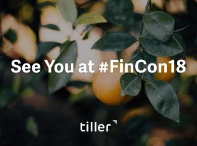 FinCon 2018
