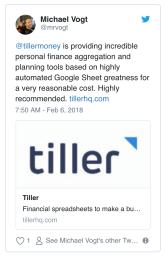Twitter Testimonial Tiller 4