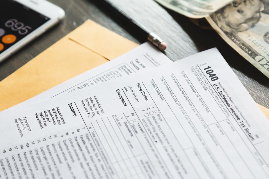 2019 Tax Bracket Spreadsheet