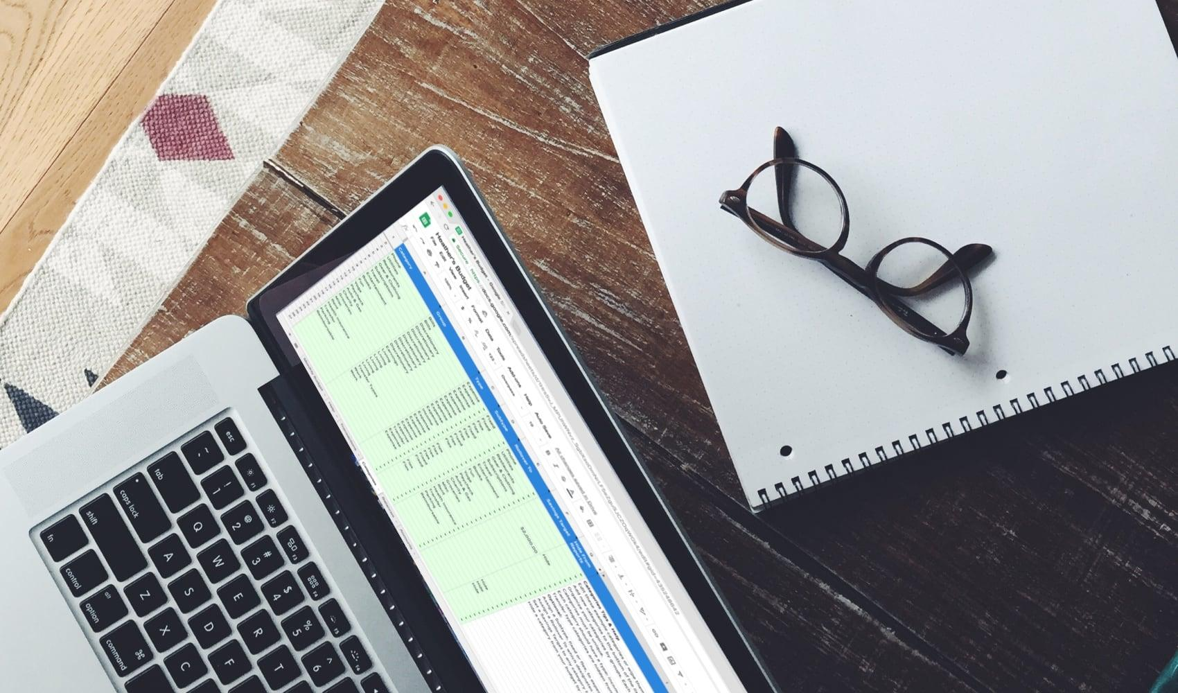 How to Use Google Sheets to Build Your Emergency Fund