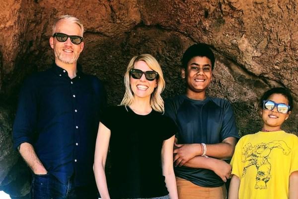 Tiller Family Vacation Budget Spending