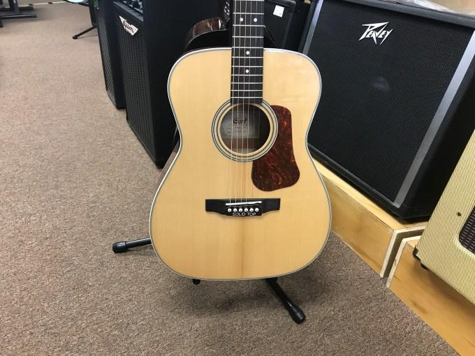 Cort Concert Size Acoustic Guitar