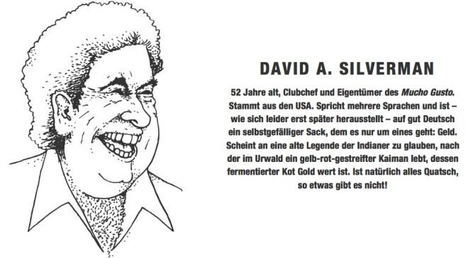 David A. Silverman