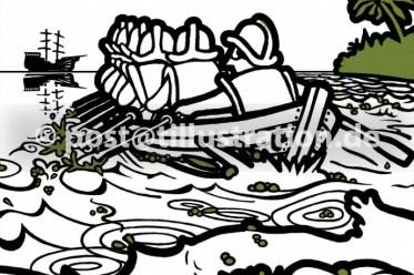 Schmutztitel - Das tödliche Spiel der Moais