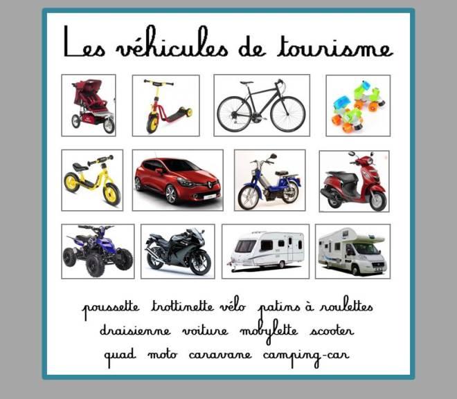 Images classifiées : les véhicules