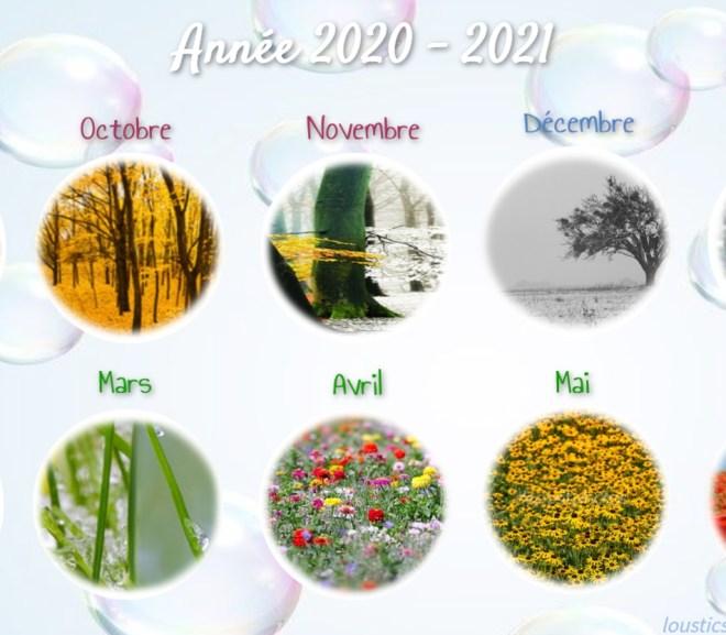 Rituels période 1 – Année 2020-2021