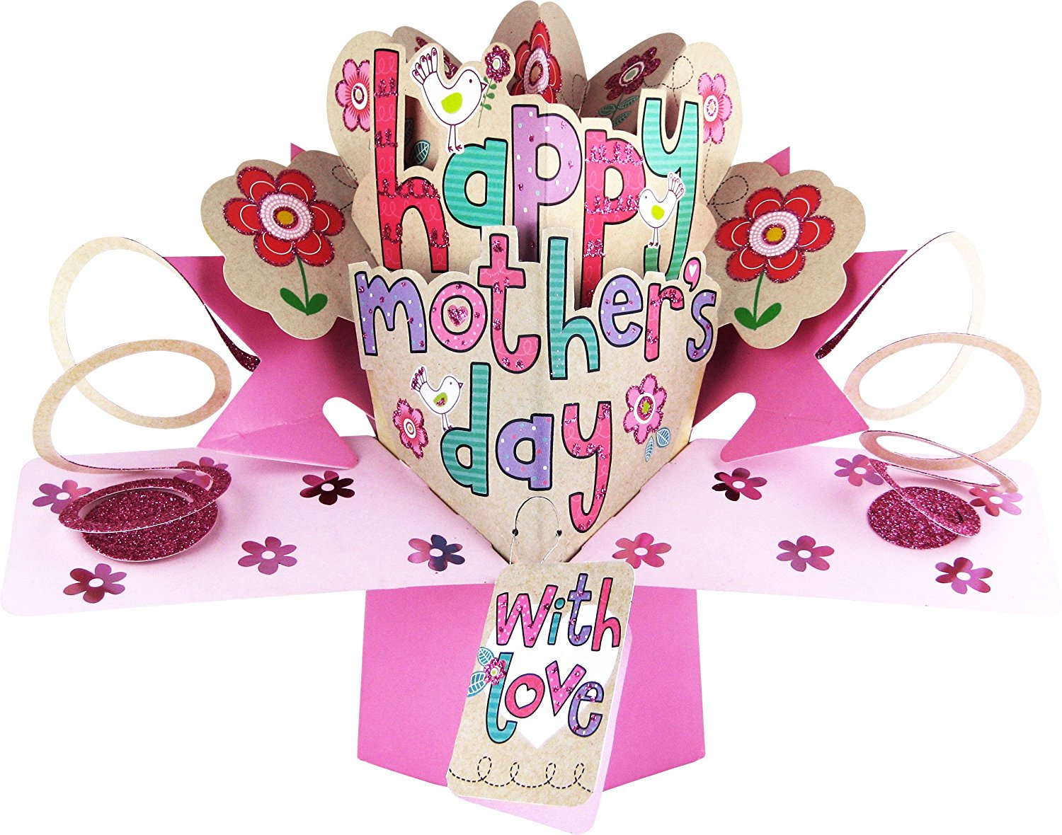 Happy Mother S Day Lettering