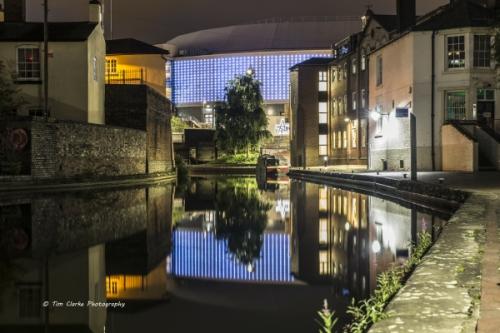 Birmingham Reflections.