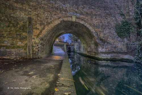Wolverhampton Top Lock
