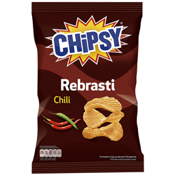 CHIPSY REBRASTI CHILLI 150g