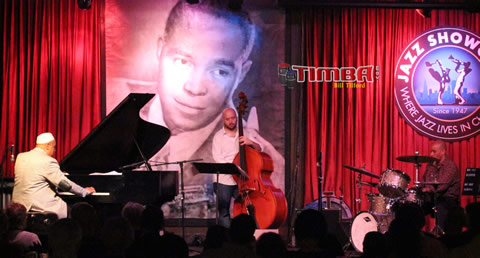 Chuchito Valds Is Doing 9 Shows In Trio At The Jazz