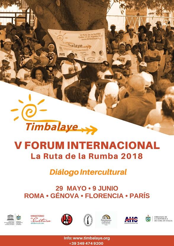 Programa V Fórum Internacional