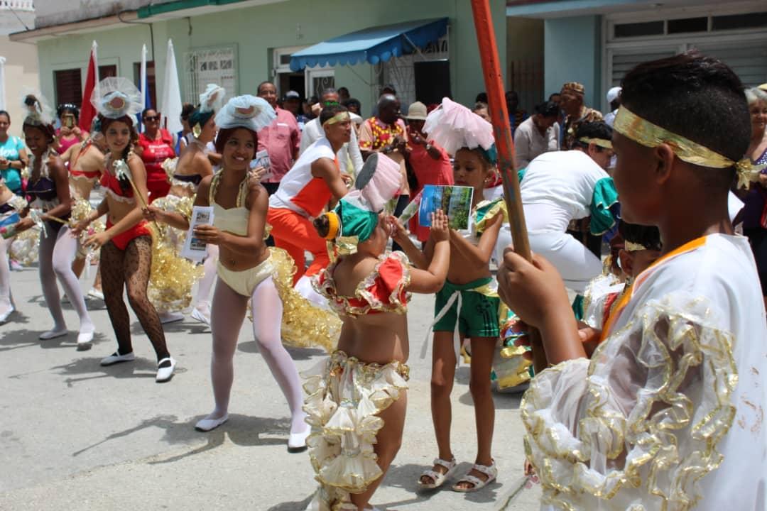 Primera Jornada del Prefestival Timbalaye La Ruta de la Rumba en Sagua la Grande