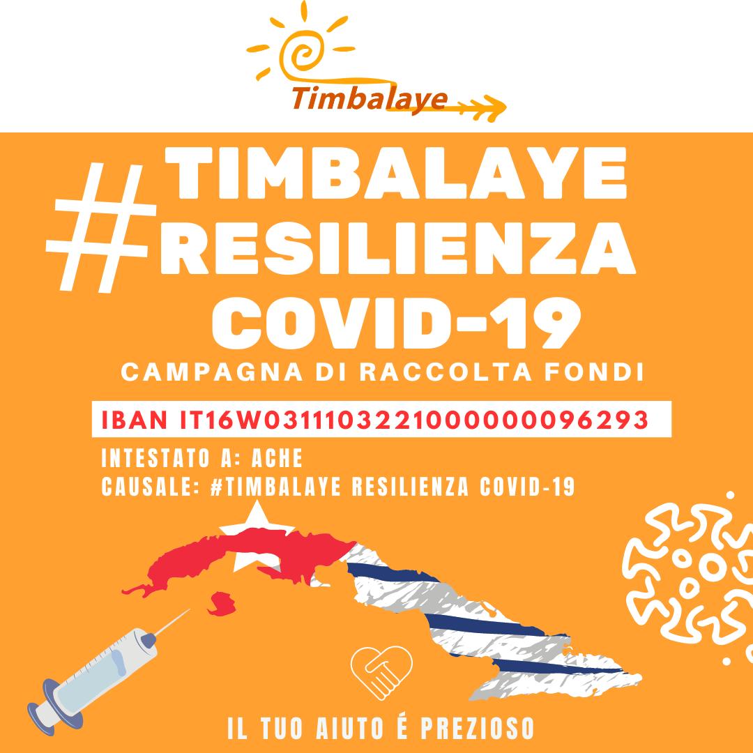 Timbalaye Resiliencia Covid-19