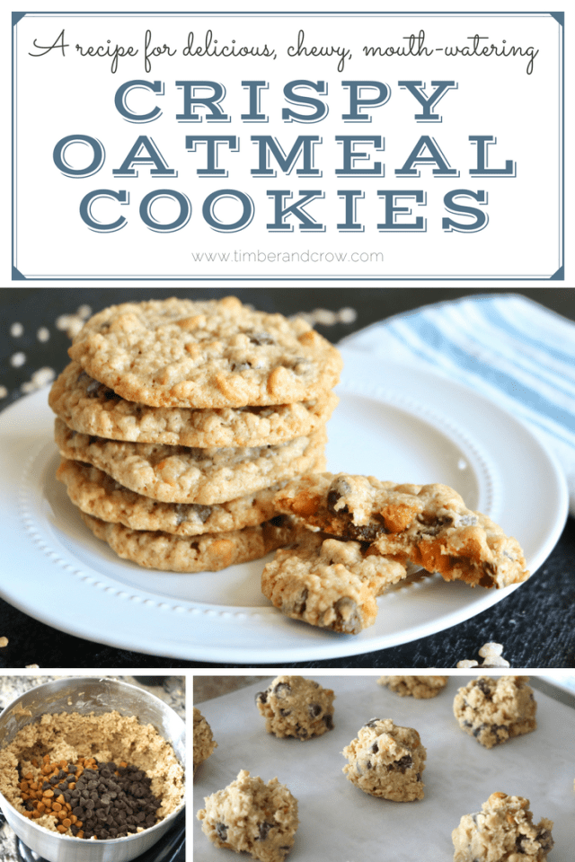 A recipe for the most delicious, chewy and mouth-watering cookie ever!