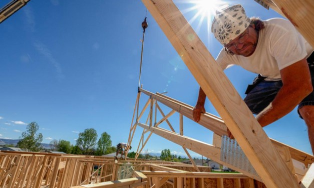 HOUSE BUILDING HITS RECORD HIGH