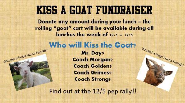 kiss a goat 2