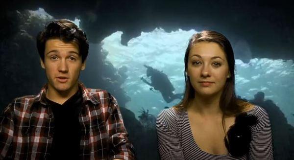tctv underwater