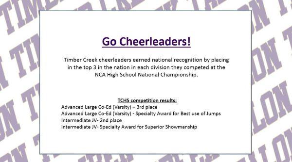 cheerleaders yay