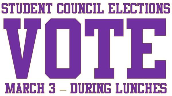 stuco vote march 3
