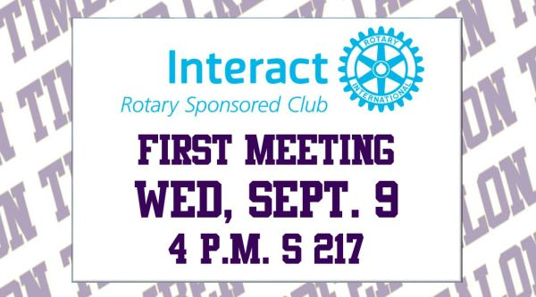 interact first meeting