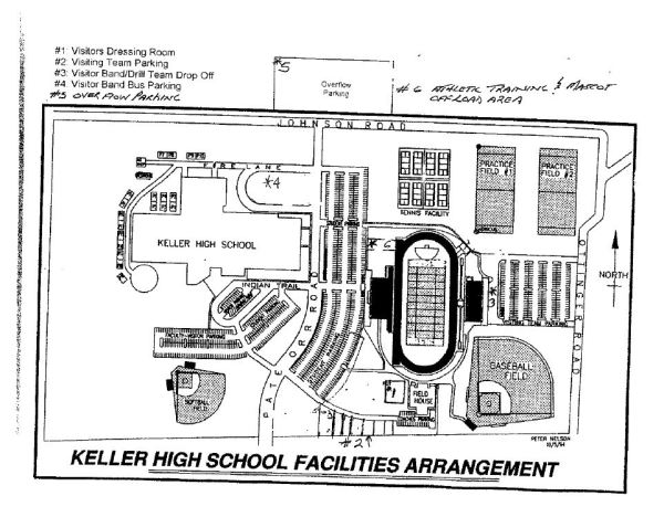 kisd stadium arrangement