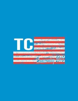 front tc homecoming shirt