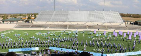 "The 2015-16 Timber Creek Band performs ""Who Has Seen the Wind?"""