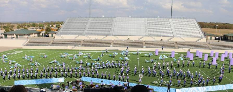 """The 2015-16 Timber Creek Band performs """"Who Has Seen the Wind?"""""""