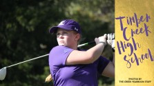 TV image golf