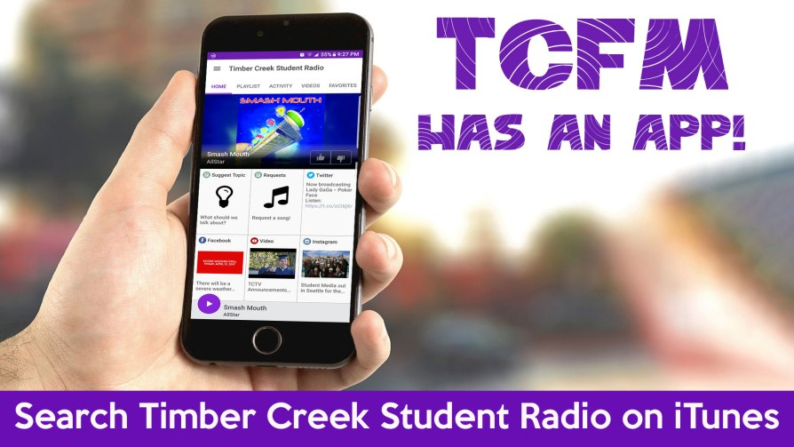 TCFM Upgrades With New Smartphone Apps | Timber Creek Talon