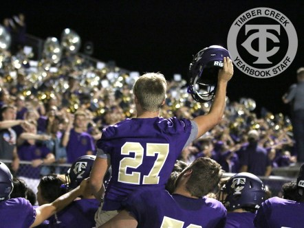 Photos from the Sept. 8, 2017 Timber Creek varsity football game vs. Azle. (Photos by Alexa Evans)