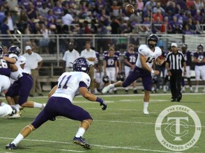 Photos from Timber Creek Varsity Football vs. Denton on Sept. 22, 2017. (Photos by Taylor Deker.)