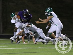 Photos from the Sept. 8, 2017 Timber Creek varsity football game vs. Azle. (Photos by Taylor Deker)