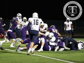 Photos from the Oct. 26, 2017 varsity football game vs Keller. (Photos by The Creek Yearbook photographer Ainsley Lawthorn)