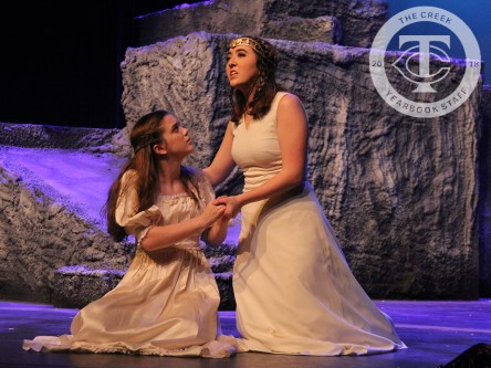 "Photos from Timber Creek Theatre's production of ""The Tempest"" from The Creek Yearbook photographer Alexa Evans."
