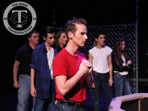 "Photos from the dress rehearsal of ""The Outsiders"" on April 18, 2018. (Photos by Tia Baynard.)"