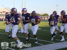 Photos from the August 30, 2018 varsity Falcon Football game versus Rockwall Heath. (Photos by The Creek Yearbook Photographer Temi Ejuwa)