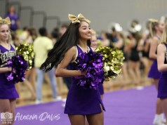 See photos from the Sept. 7, 2018 #GoldOut pep rally from The Creek Yearbook photographers. (Photos by The Creek Yearbook photographer Aleena Davis.)