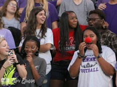 Photos from The Creek Yearbook of the Sept. 27, 2018 Timber Creek vs. Eaton varsity football game. (Pictures by The Creek Yearbook photographer Temi Ejuwa.)
