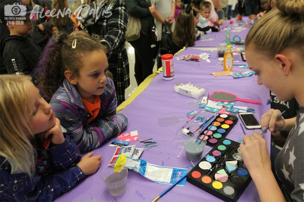 View photos from The Creek Yearbook photographers of the Family Family Carnival on Oct. 15, 2018. (Photos by Aleena Davis.)