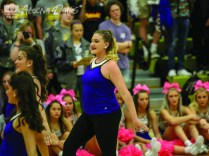 Photos from the Oct. 18, 2018 Homecoming Pep Rally from The Creek Yearbook photographers. (Photos by Aleena Davis)