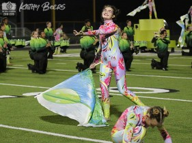Bands throughout Keller ISD showed off their marching shows and performed at the annual Band Expo on Oct. 2, 2018. View photos from The Creek Yearbook photographer Kathy Beers.